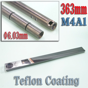 [FierceBull] 1회테스트제품. Nanotech Teflon Coating Inner Barrel / 363mm