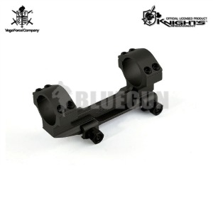 VFC CNC Knight Type One piece Dual Ring Scope Mount (Black)