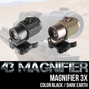 [SIDR] 43 Magnifier (쓰리맥)