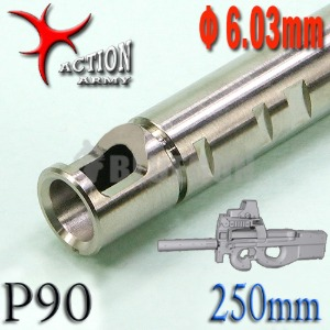Stainless Φ6.03mm Inner Barrel / 250mm